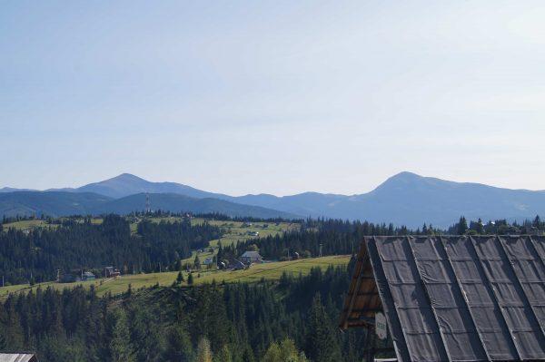 Гірськолижні курорти України